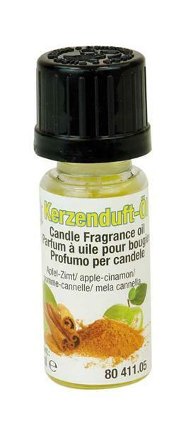 Kerzen Duftöl - 10 ml, Zimt