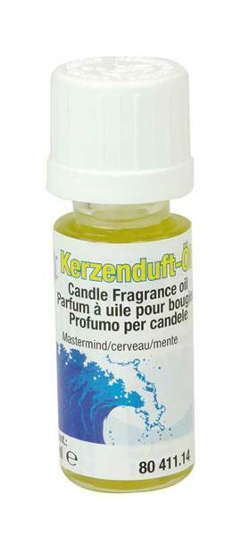 Kaarsen geurolie - 10 ml, mastermind