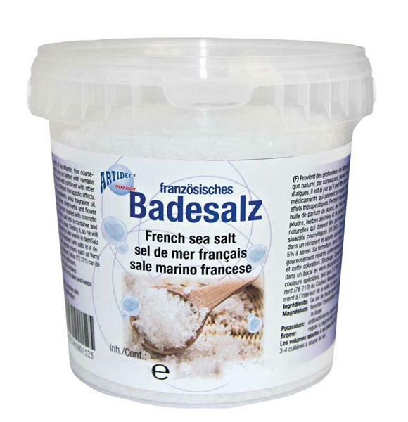 Badesalz - weiß, 700 g