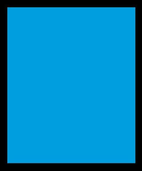 Pâte à modeler - 350 g, bleu