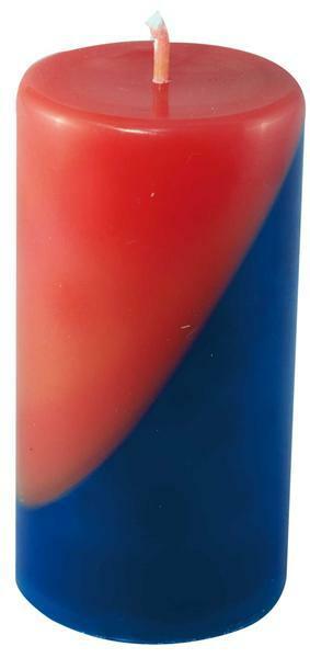 Kaarsengietvorm - Ø 52 x 97 mm, cilinder