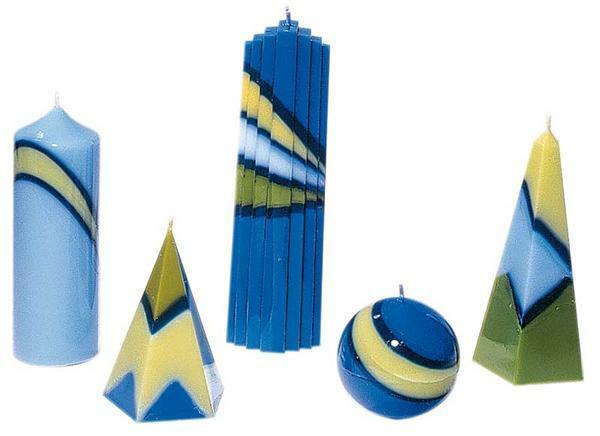 Moule à bougies - Ø 65 mm, sphère