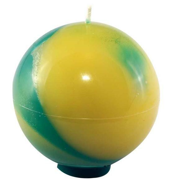 Kerzengießform - Ø 80 mm, Kugel