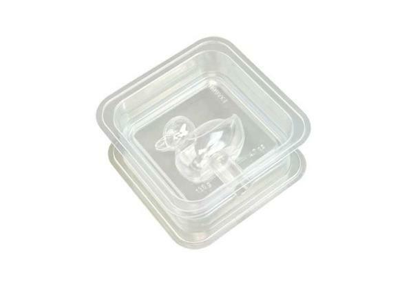 Seifengießform - 2-teilig, 135 g, Ente