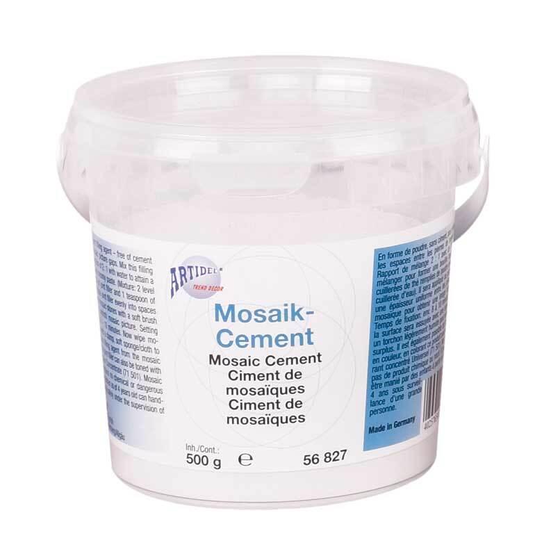 Mosaik Zement, 500 g