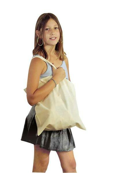 Einkaufstasche, groß, ca. 36 x 42 cm