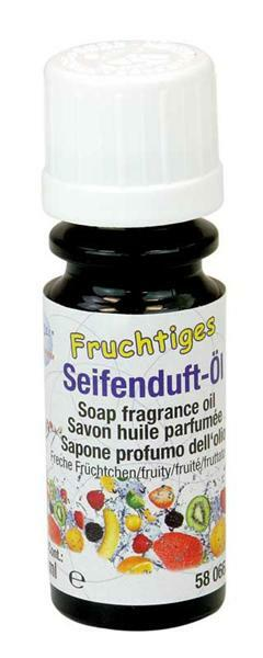 Seifenduftöl - 10 ml, Fruity