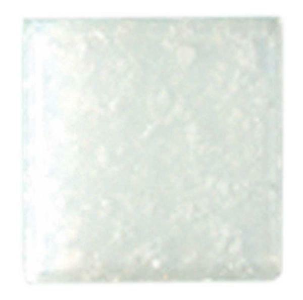 Mosaik Glassteine - 200 g, weiß