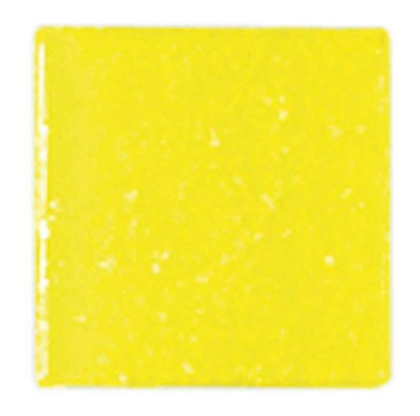 Mosaik Glassteine - 200 g, zitronengelb