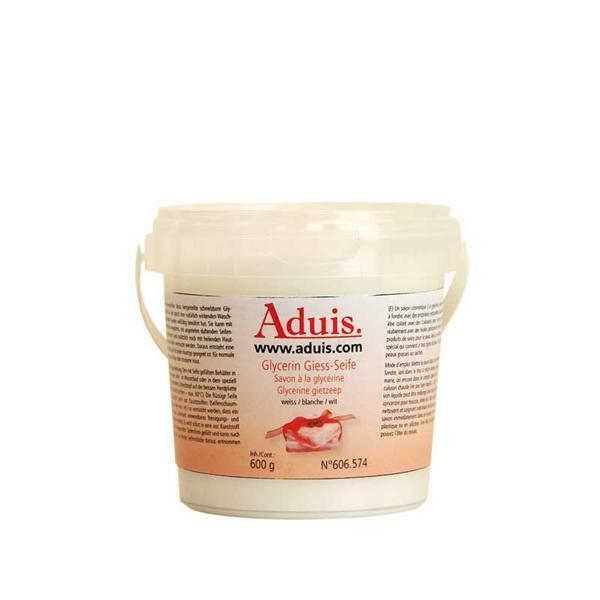 Gietzeep Aduis - wit, 600 g