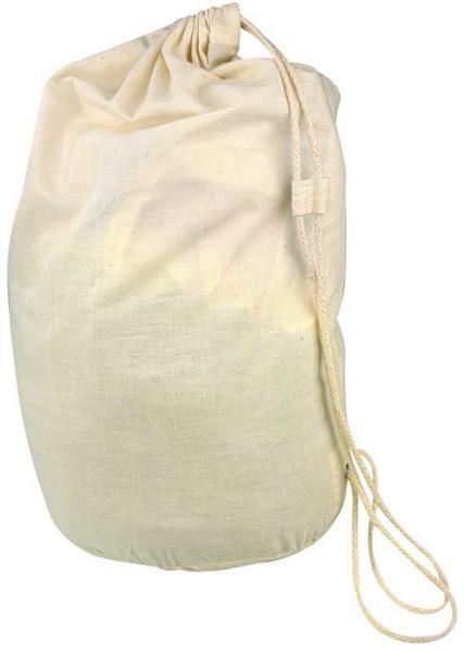 Matchbag / Seesack, ca. Ø 25 x 46 cm