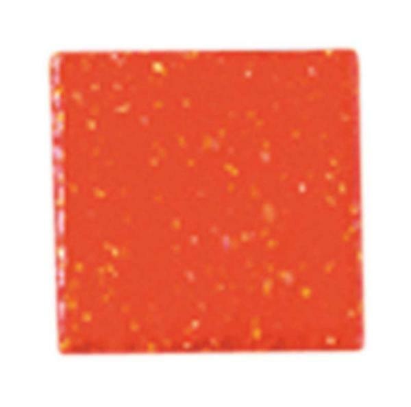 Mozaïek glasstenen - 200 g, rood