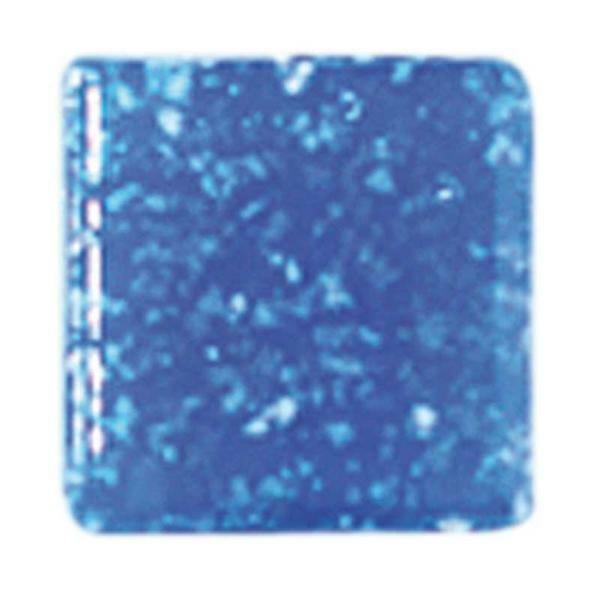 Mozaïek glasstenen - 200 g, koningsblauw