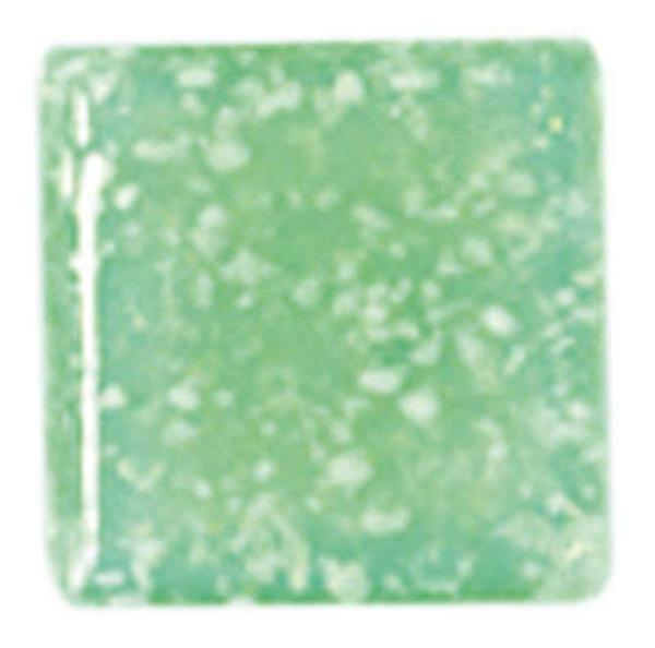 Mozaïek glasstenen - 200 g, lichtgroen
