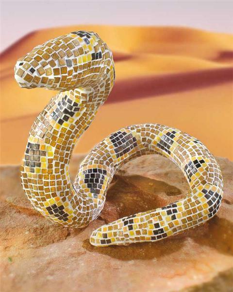 Mosaik Mini - 10 g, goldgelb