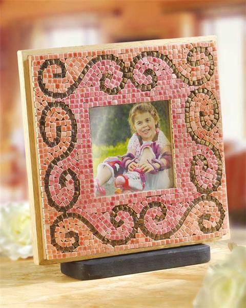 Mosaik Mini - 10 g, rubinrot