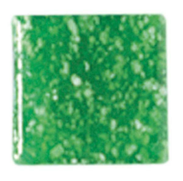 Mosaik Glassteine - 200 g, grün