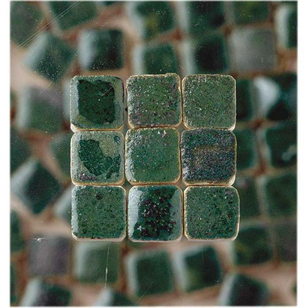 Mosaik Mini - 10 g, dunkelgrün