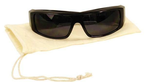 Etui pour lunettes, env. 18 x 9,5 cm
