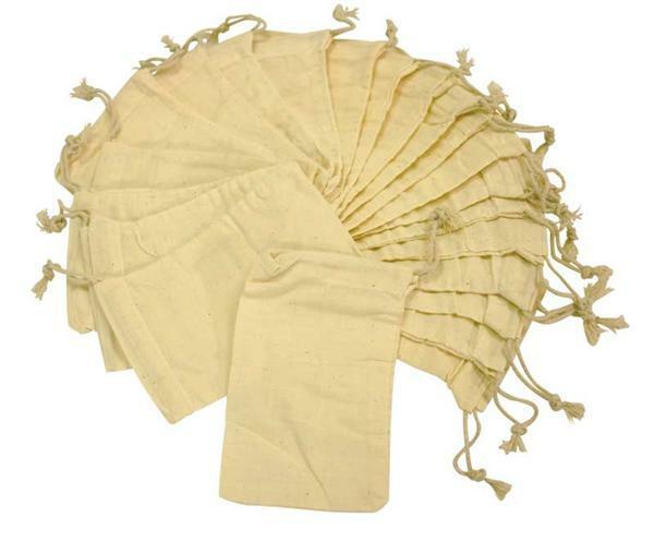 Zakjes-set - 24 stuks, ca. 16 x 9,5 cm