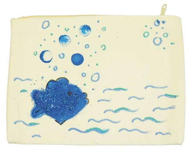 Trousse de cosmétique, env. 18,5 x 14 cm