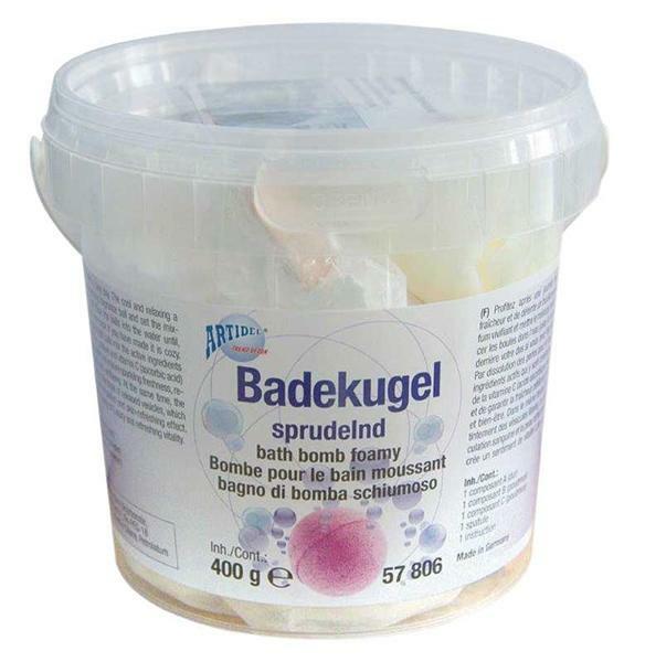 Perles de bain - 400 g, effervescent