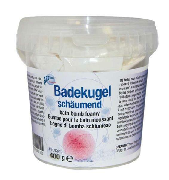 Badparels - 400 g, schuimend