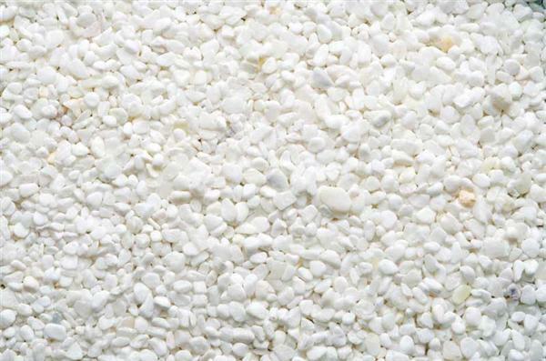 Deko Kies - 500 g, weiß