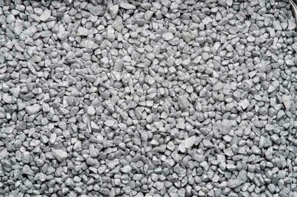 Gravier décoratif - 500 g, gris