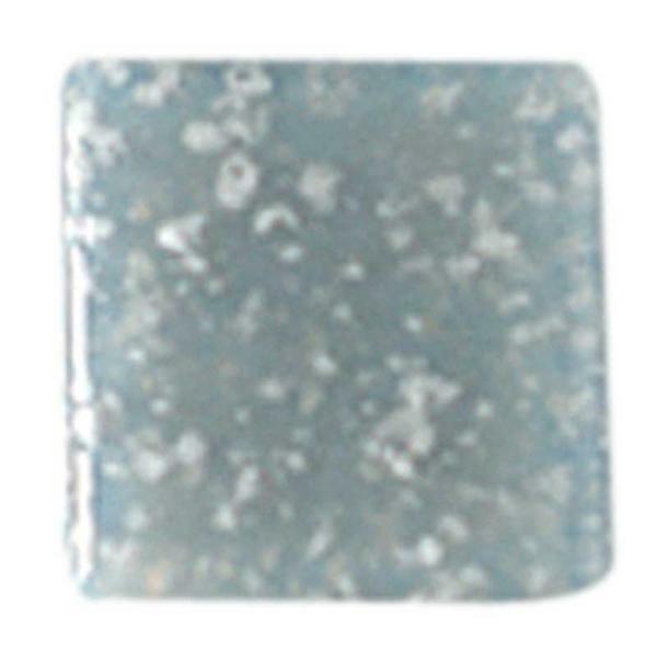 Mosaik Glassteine - 200 g, grau