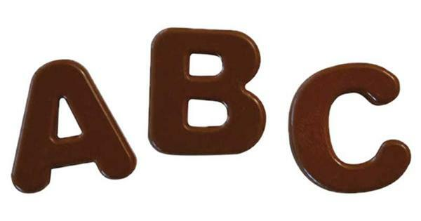 Moule silicone, ABC