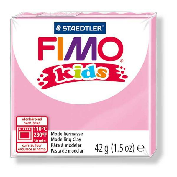 Fimo Kids - 42 g, rose
