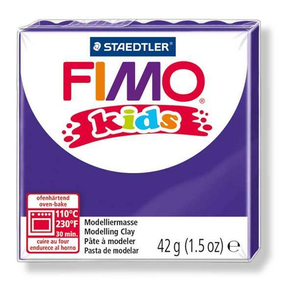 Fimo kids - 42 g, lila