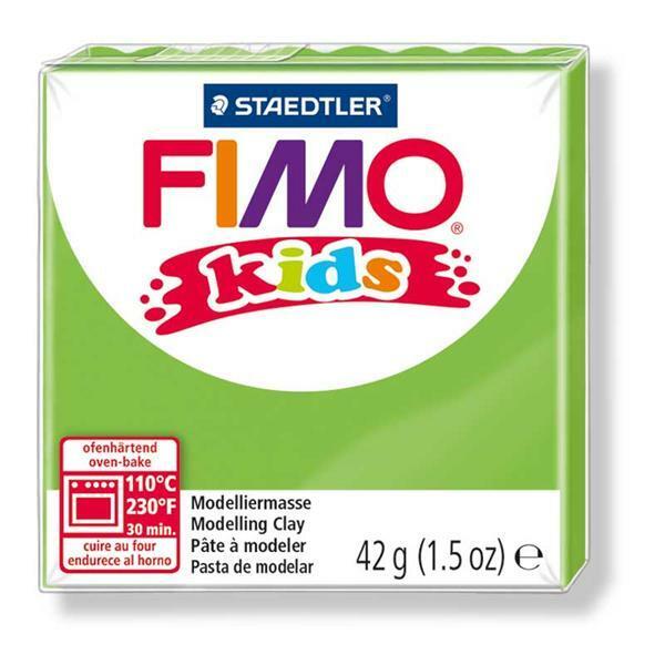 Fimo kids - 42 g, lichtgroen