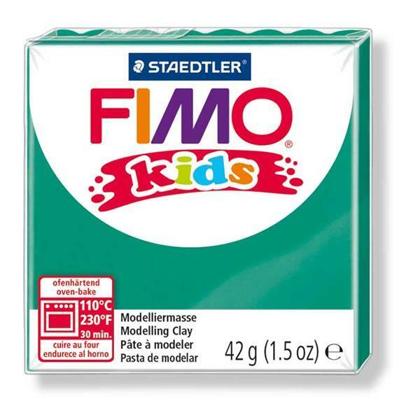 Fimo Kids - 42 g, vert