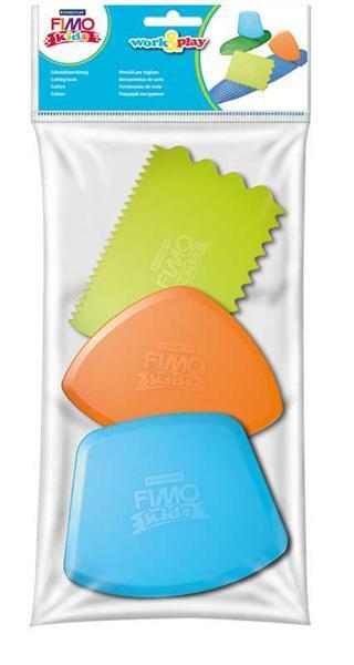 Fimo kids - Schneidewerkzeuge, 3-teilig