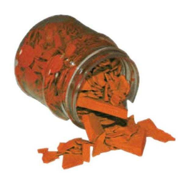 Colorant pour cire- 20 g, orange