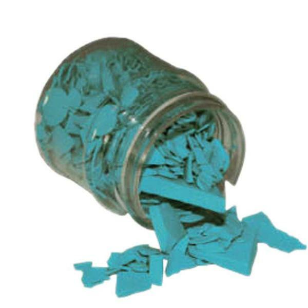 Wachspigmente - 20 g, hellblau