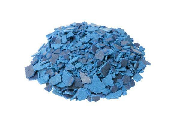 Wasverfpigmenten - 20 g, lichtblauw
