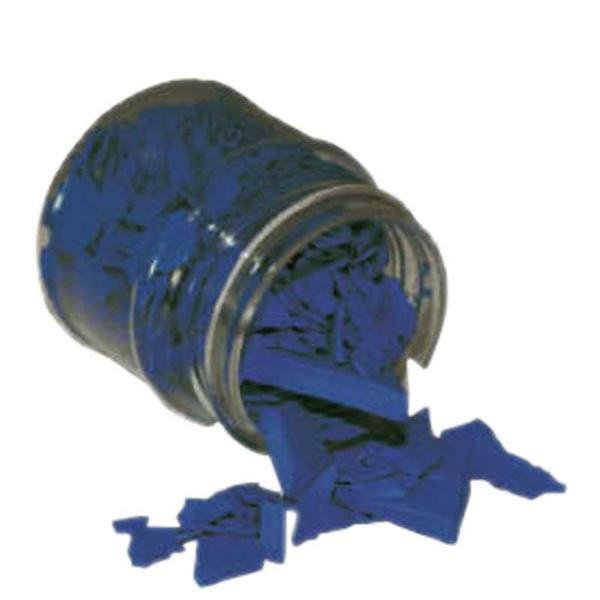 Colorant pour cire- 20 g, bleu foncé