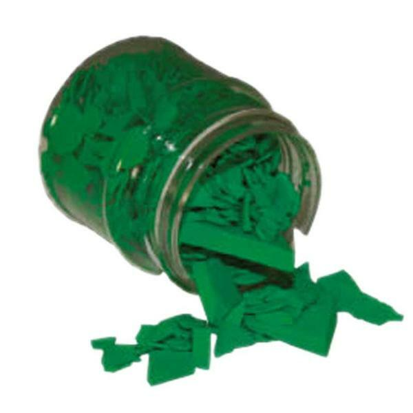 Wachspigmente - 20 g, dunkelgrün