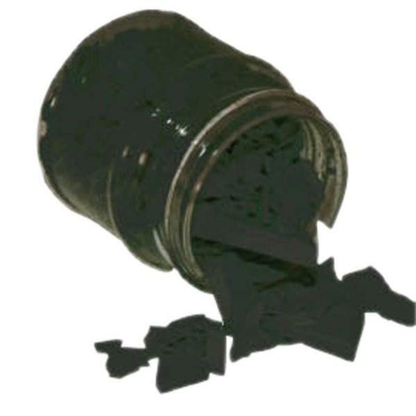 Wasverfpigmenten - 20 g, zwart