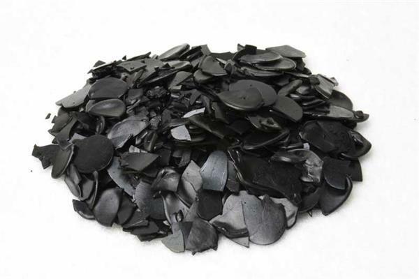 Wachspigmente - 20 g, schwarz