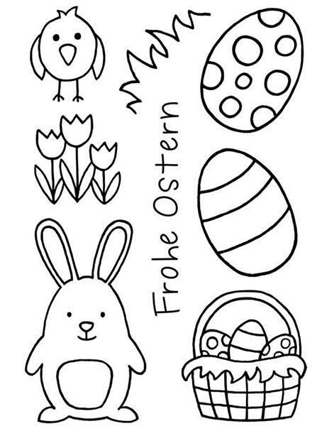 Stempel Set - Ostern