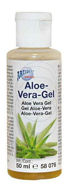 Aloe Vera - Gel, 50 ml
