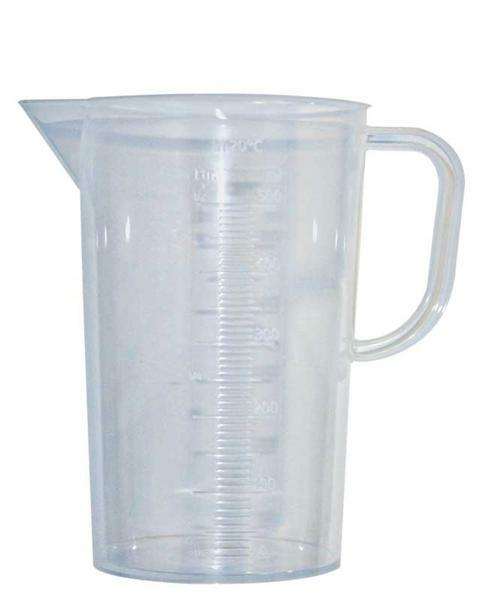 Messbecher - transparent, 500 ml