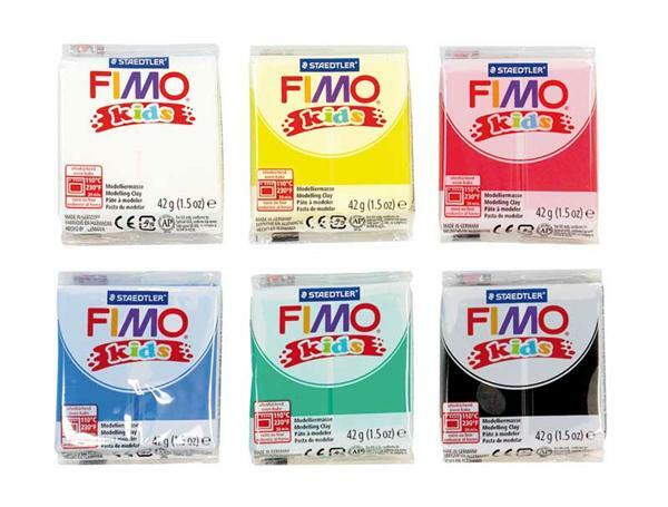 Fimo kids - Materialpackung, 252 g