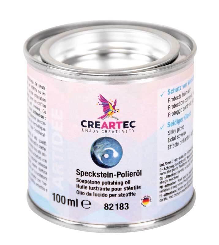 Speckstein Polieröl, 100 ml