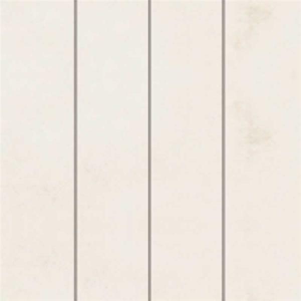 Fimo Soft glitter - 57 g, weiß