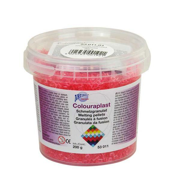 Colouraplast - 200 g, rosa